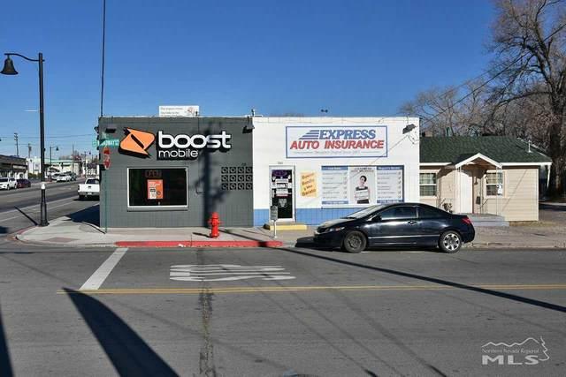 301 Broadway Blvd, Reno, NV 89502 (MLS #200016400) :: Chase International Real Estate