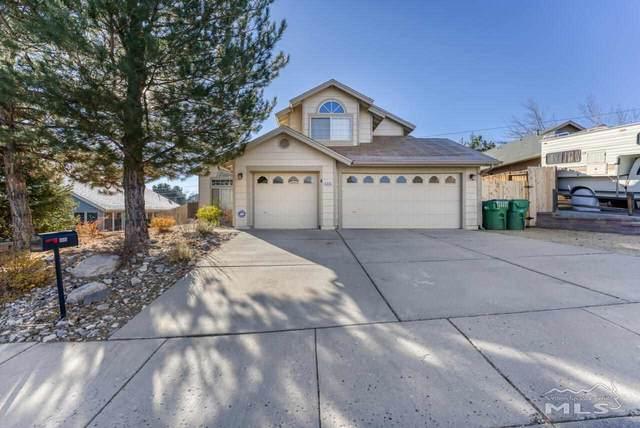 6689 Valley Wood, Reno, NV 89523 (MLS #200016406) :: Fink Morales Hall Group
