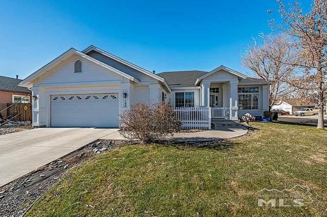 766 Morning Sun Ct, Gardnerville, NV 89460 (MLS #200016408) :: Chase International Real Estate