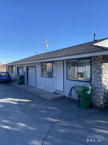 3670 Gypsum Rd., Reno, NV 89503 (MLS #200016410) :: Chase International Real Estate