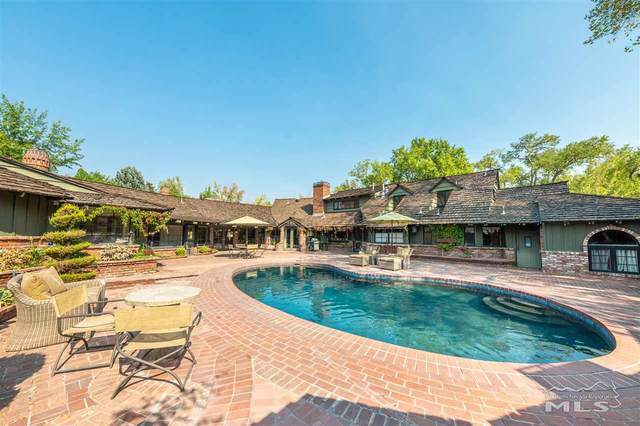 900 Marsh Ave, Reno, NV 89509 (MLS #200016417) :: Chase International Real Estate