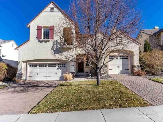 1744 Cloud Peak Dr, Sparks, NV 89436 (MLS #200016435) :: Chase International Real Estate