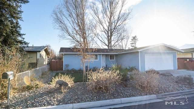 1373 Toiyabe Ave, Gardnerville, NV 89410 (MLS #200016443) :: Ferrari-Lund Real Estate