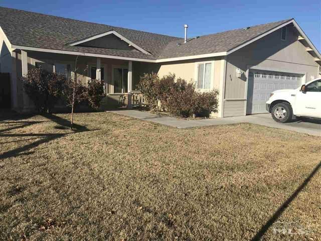 454 Colorado Lane, Fallon, NV 89406 (MLS #200016463) :: Colley Goode Group- eXp Realty