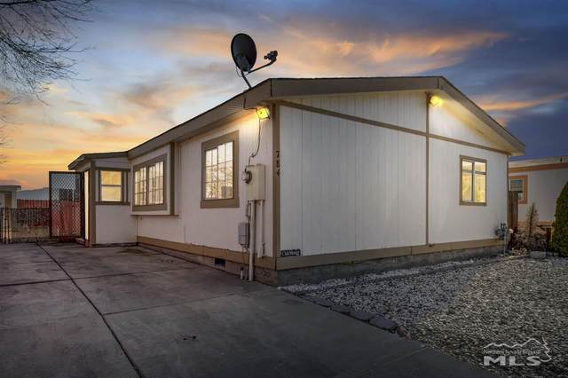784 Chari Drive, Moundhouse, NV 89706 (MLS #200016484) :: Colley Goode Group- eXp Realty