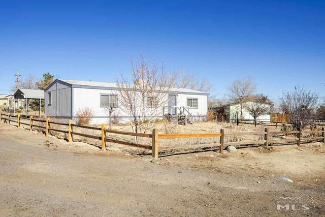 4 Black Rock Rd., Moundhouse, NV 89706 (MLS #200016498) :: Morales Hall Group