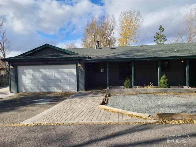 4491 E Nye Lane, Carson City, NV 89706 (MLS #200016507) :: Colley Goode Group- eXp Realty