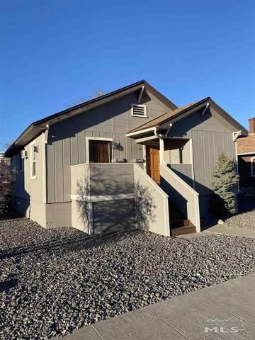 43/49 W Taylor, Reno, NV 89509 (MLS #200016614) :: Theresa Nelson Real Estate