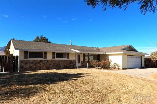 4836 S Edmonds, Carson City, NV 89701 (MLS #200016620) :: NVGemme Real Estate
