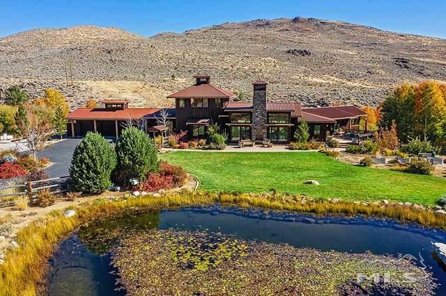 6483 Galena Canyon Trail Reno, Reno, NV 89511 (MLS #200016653) :: Ferrari-Lund Real Estate