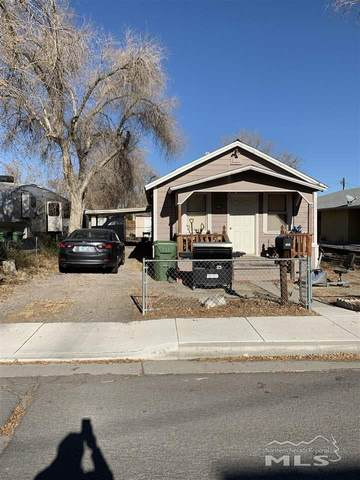 245 E Fairview, Fallon, NV 89406 (MLS #200016673) :: Ferrari-Lund Real Estate