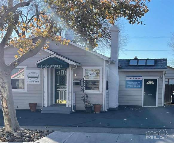 240/244 Claremont Street, Reno, NV 89502 (MLS #200016691) :: NVGemme Real Estate