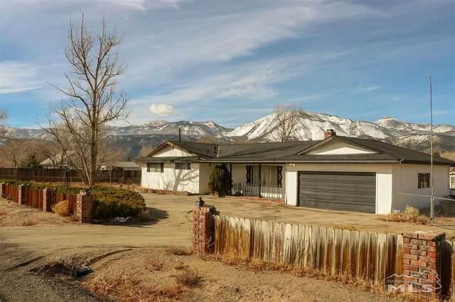 245 Puma Dr, Washoe Valley, NV 89704 (MLS #200016739) :: Ferrari-Lund Real Estate