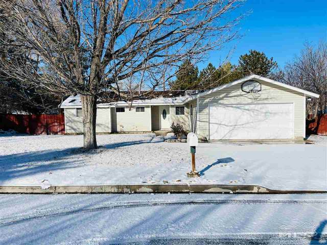 411 Parkview Ave, Winnemucca, NV 89445 (MLS #200016745) :: Ferrari-Lund Real Estate