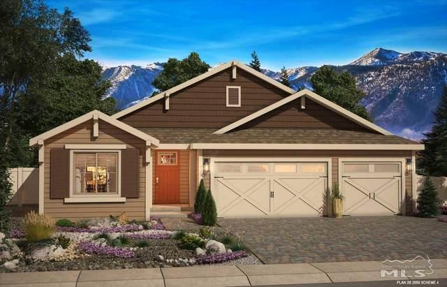 956 Los Alamitos Lot 20, Minden, NV 89423 (MLS #200016762) :: Ferrari-Lund Real Estate