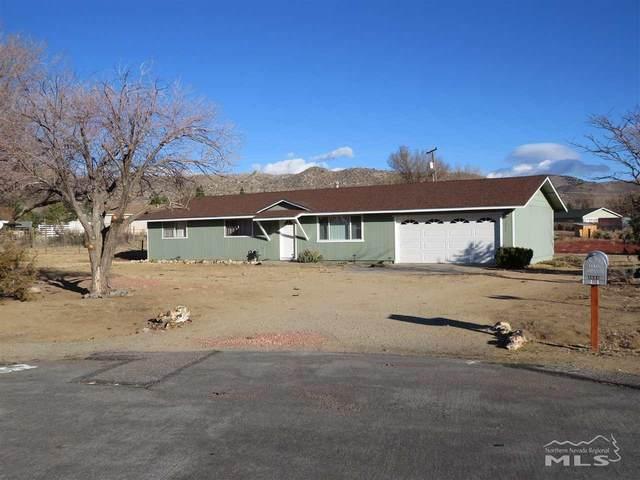 1694 Slide View Cir, Washoe Valley, NV 89704 (MLS #200016789) :: Ferrari-Lund Real Estate