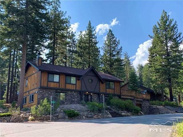 821 Geraldine, Incline Village, NV 89451 (MLS #200016818) :: Chase International Real Estate