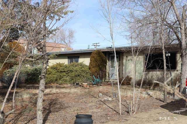 1870 Eastlake Blvd., Washoe Valley, NV 89704 (MLS #200016823) :: Ferrari-Lund Real Estate