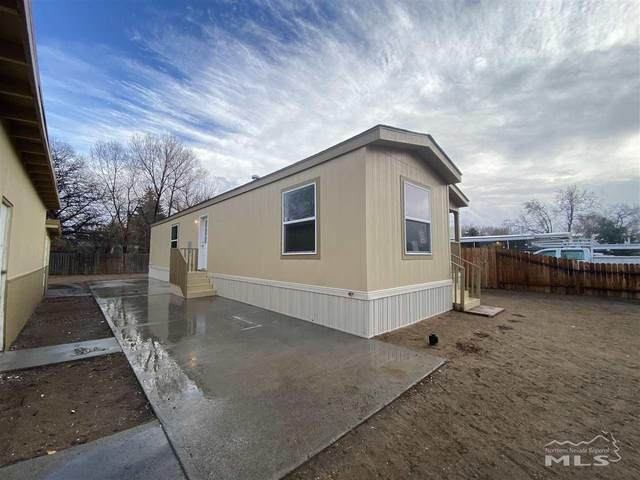 2255 Airport Rd., Carson City, NV 89706 (MLS #200016824) :: Colley Goode Group- eXp Realty