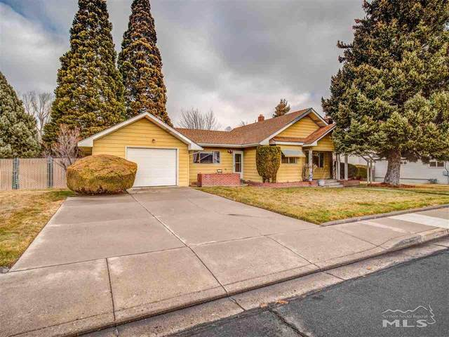 614 W Fifth St., Carson City, NV 89703 (MLS #200016826) :: Ferrari-Lund Real Estate