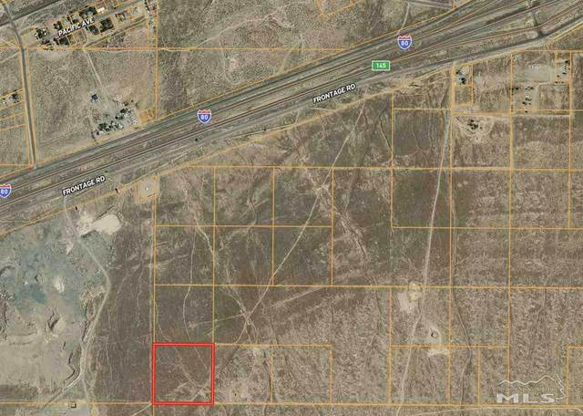 25 Frontage Rd, Imlay, NV 89419 (MLS #200016844) :: Ferrari-Lund Real Estate