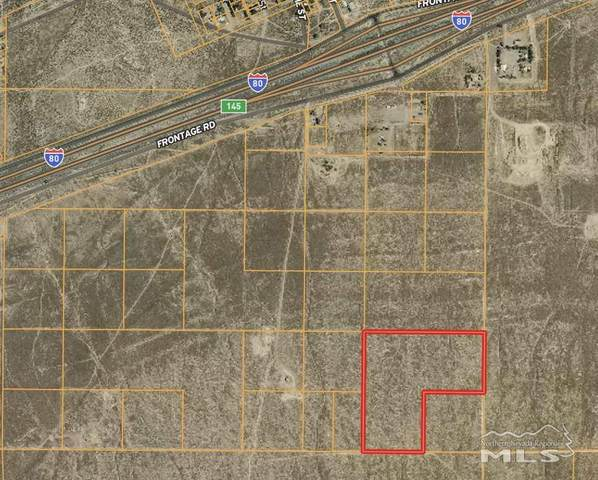 18 Frontage Rd, Imlay, NV 89419 (MLS #200016847) :: Ferrari-Lund Real Estate