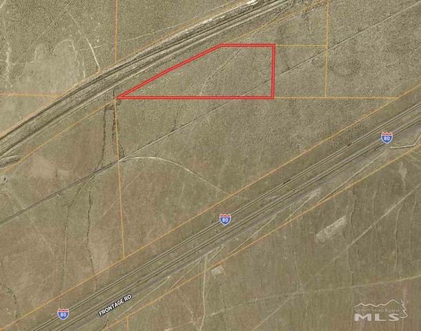 09 Pacific Ave Off Hwy 80, Imlay, NV 89419 (MLS #200016851) :: Ferrari-Lund Real Estate