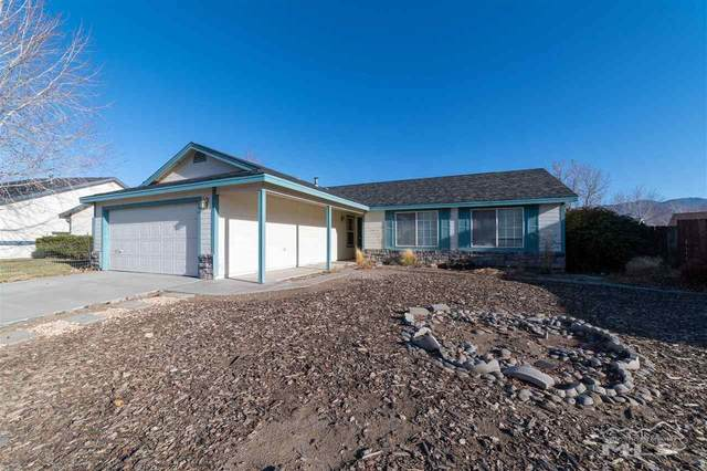 317 Monte Cristo Drive, Dayton, NV 89403 (MLS #200016864) :: Colley Goode Group- eXp Realty