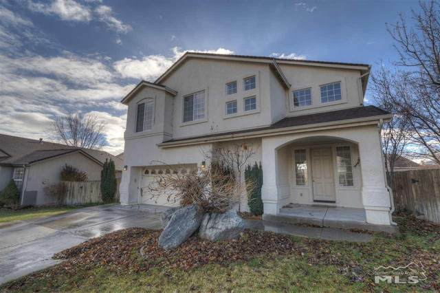 1227 Northill, Carson City, NV 89706 (MLS #200016873) :: Theresa Nelson Real Estate