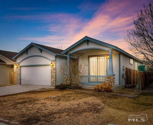 638 Rock Island Drive, Dayton, NV 89403 (MLS #200016885) :: Colley Goode Group- eXp Realty