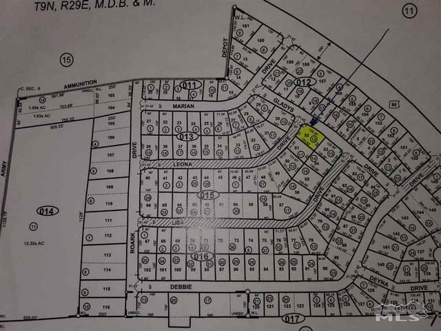 687 Gladys Drive, Walker Lake, NV 89415 (MLS #200016892) :: NVGemme Real Estate