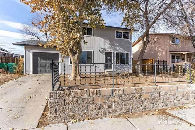 2265 Tripp Dr., Reno, NV 89512 (MLS #200016896) :: Ferrari-Lund Real Estate