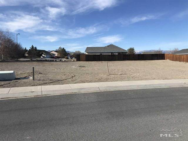 642 Wedge Lane, Fernley, NV 89408 (MLS #200016951) :: Ferrari-Lund Real Estate