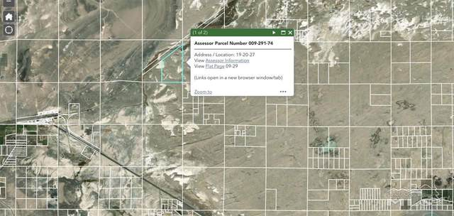 00929174, Fallon, NV 89406 (MLS #200016957) :: Ferrari-Lund Real Estate