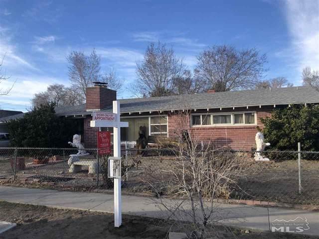 910 E Street, Sparks, NV 89431 (MLS #200016963) :: Theresa Nelson Real Estate