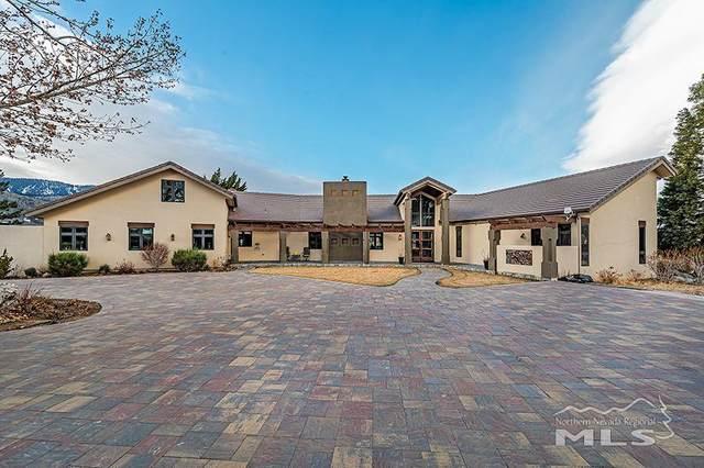 5 Lake Meadow Ln., Washoe Valley, NV 89704 (MLS #200016970) :: Ferrari-Lund Real Estate