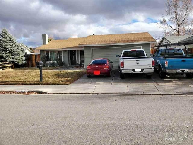 1063 Pinewood Drive, Sparks, NV 89434 (MLS #200016974) :: Ferrari-Lund Real Estate