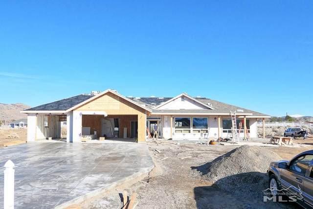 2751 Stewart Ave, Minden, NV 89423 (MLS #200016976) :: Ferrari-Lund Real Estate