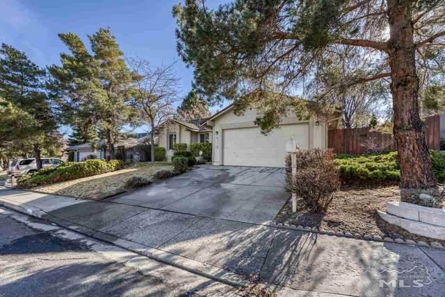 5210 Crystal Vista Ln, Reno, NV 89523 (MLS #200016989) :: Ferrari-Lund Real Estate