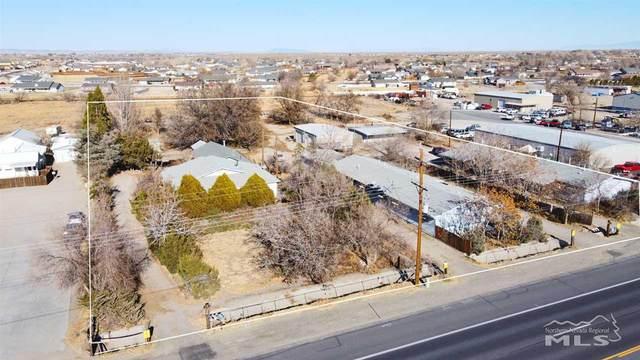 4320 Reno Highway, Fallon, NV 89406 (MLS #200016993) :: The Mike Wood Team