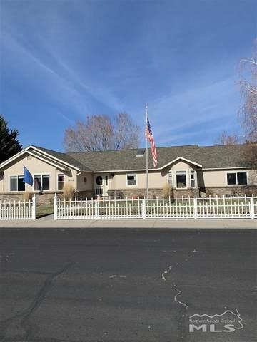 1668 Mackland Avenue, Minden, NV 89423 (MLS #200017048) :: NVGemme Real Estate