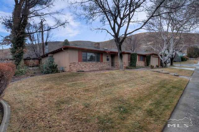 1109 Patton, Carson City, NV 89703 (MLS #200017051) :: Ferrari-Lund Real Estate