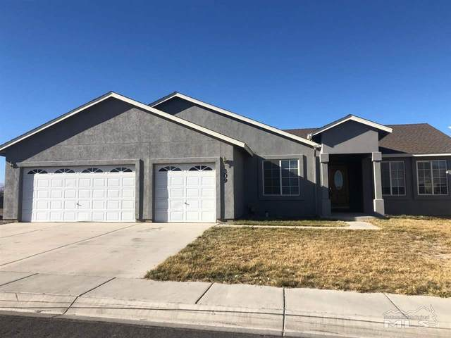 309 Bens Way, Fernley, NV 89408 (MLS #200017095) :: Colley Goode Group- eXp Realty