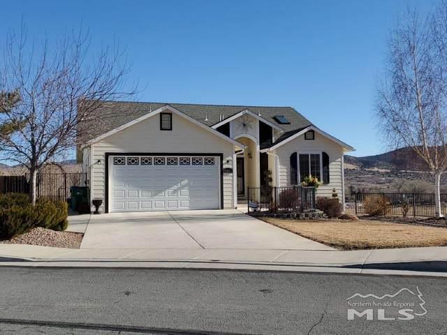 4041 Lepire, Carson City, NV 89701 (MLS #200017145) :: Ferrari-Lund Real Estate