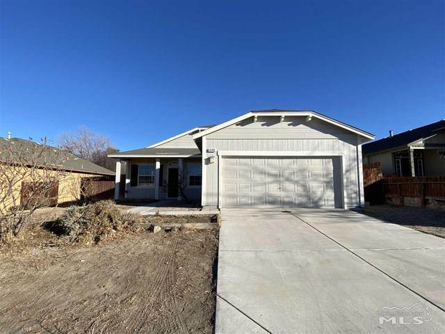 459 Granby Way, Fernley, NV 89408 (MLS #200017149) :: Colley Goode Group- eXp Realty