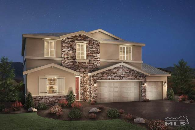 7917 Furnace Creek Ct Homesite 89, Sparks, NV 89436 (MLS #200017151) :: The Mike Wood Team