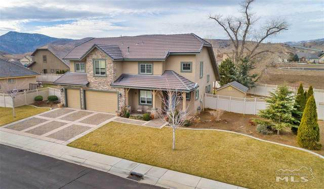 217 Toscana Dr, Dayton, NV 89403 (MLS #200017161) :: Colley Goode Group- eXp Realty