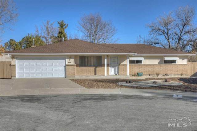 19 Bodie Drive, Carson City, NV 89706 (MLS #200017182) :: Fink Morales Hall Group