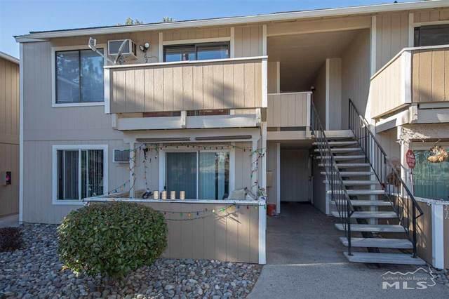 3870 E Leonesio C2, Reno, NV 89512 (MLS #200017184) :: Ferrari-Lund Real Estate