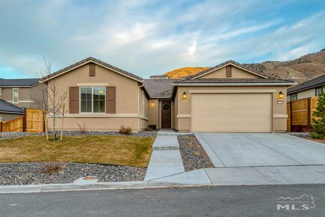 10380 Gold Mine Drive, Reno, NV 89521 (MLS #200017185) :: The Mike Wood Team